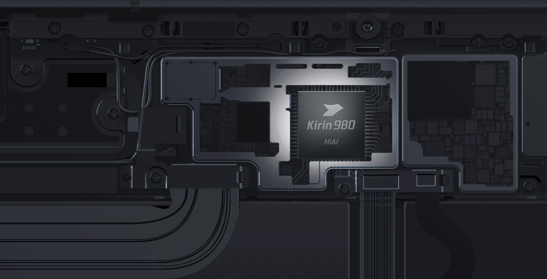 """HUAWEI MediaPad M6 10.8"""" with Kirin 980"""