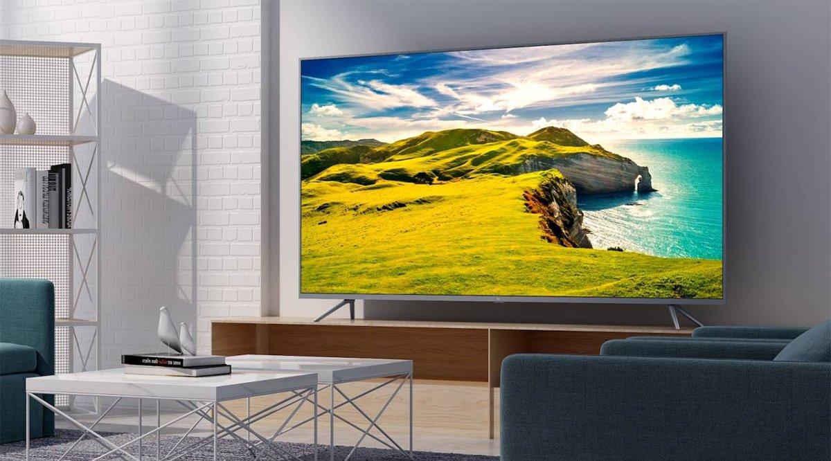"Телевизор Xiaomi 65"" Mi TV 4S UHD 4K (L65M5-5S) 4"