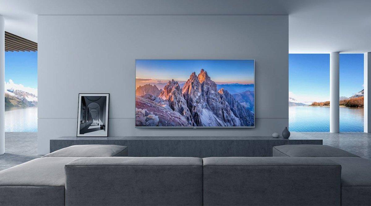 "Телевизор Xiaomi 65"" Mi TV 4S UHD 4K (L65M5-5S) 2"