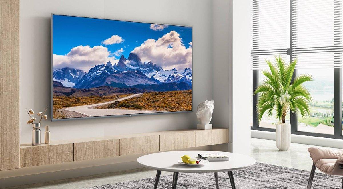 "Телевизор Xiaomi 65"" Mi TV 4S UHD 4K (L65M5-5S) 3"
