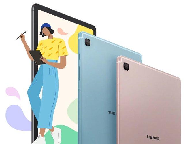 Планшет Galaxy Tab S6 Lite SAMSUNG SM-P610, 64GB gray (серый) 2