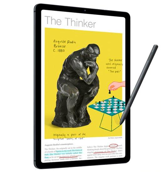 Планшет Galaxy Tab S6 Lite SAMSUNG SM-P615, 64GB rose (розовый) 1