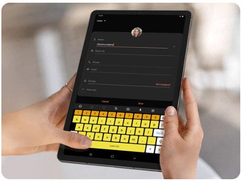 Планшет Galaxy Tab S6 Lite SAMSUNG SM-P610, 64GB gray (серый) 12