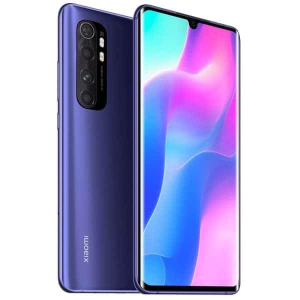Смартфон Xiaomi Mi Note 10 Lite 6/128GB Purple EU (Global Version)