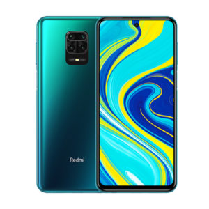 Смартфон Xiaomi Redmi Note 9 Pro 6/128GB Tropical Green (Global Version)
