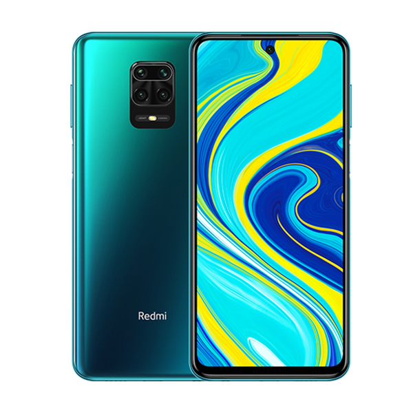 Смартфон Xiaomi Redmi Note 9 Pro 6/128GB Tropical Green (Global Version) 1