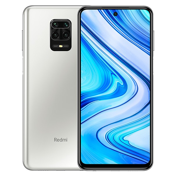 Смартфон Xiaomi Redmi Note 9 Pro 6/128GB Glacier White (Global Version)