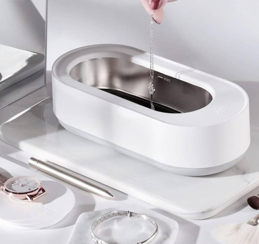 Умный ультразвуковой очиститель Xiaomi Mijia EraClean Ultrasonic Cleaning Machine White (белый)
