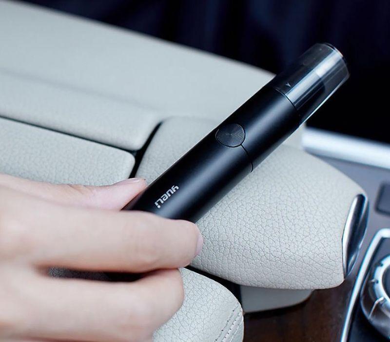 Триммер для носа и ушей Xiaomi Yueli Electric Hair Trimmer HR-310BK Black 6