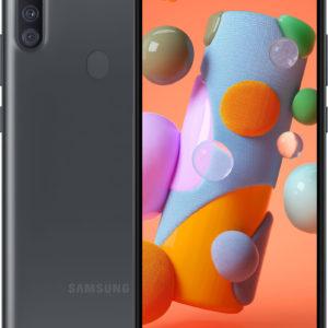 Смартфон Samsung Galaxy A11 2020 A115F Black (SM-A115FZKNSEK)