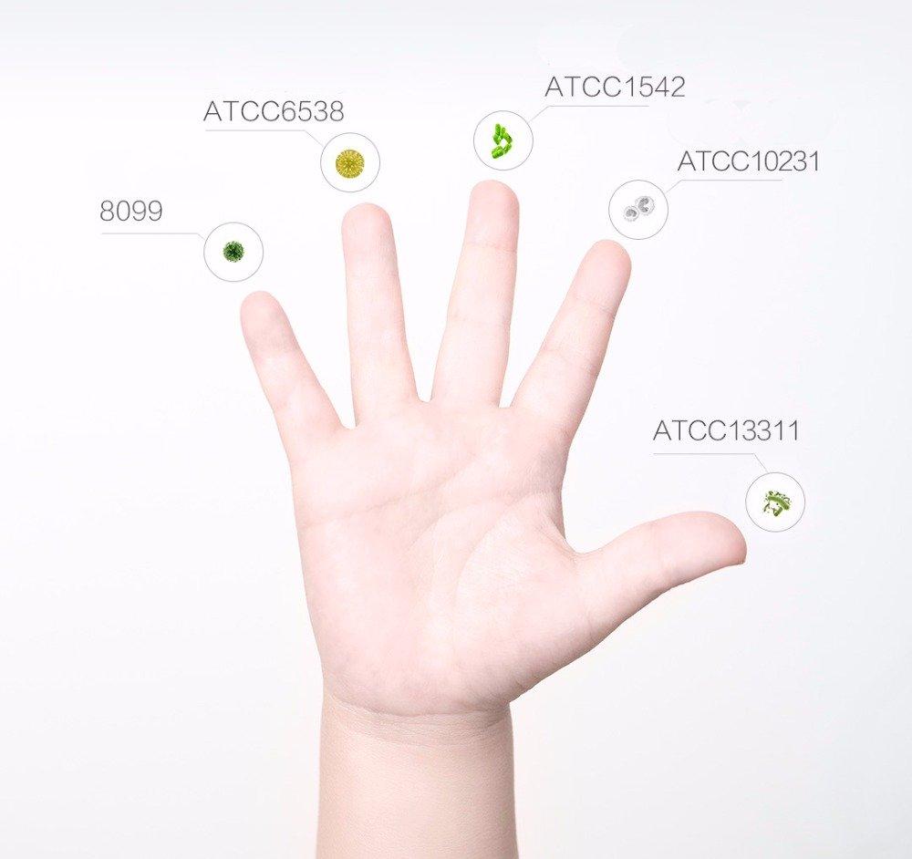 Дозатор Xiaomi Xiaoji Auto Foaming Hand Wash 10