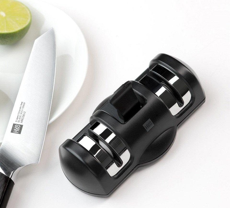 Точилка для ножей Xiaomi Mijia Huohou Black 7