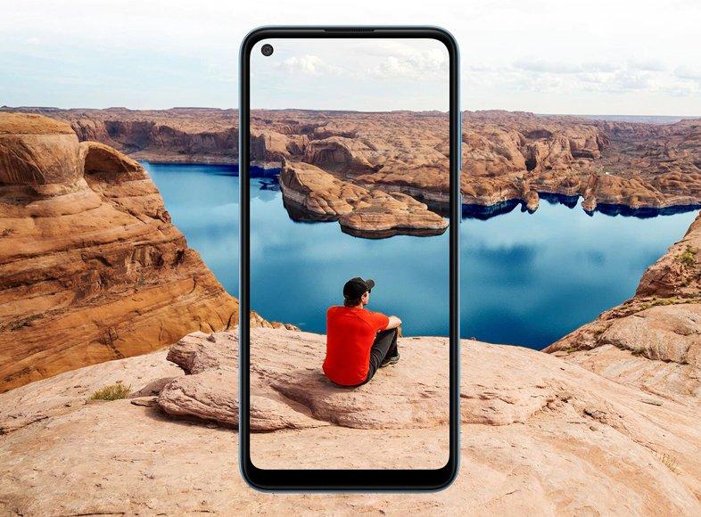 Смартфон Samsung Galaxy A11 Black 3