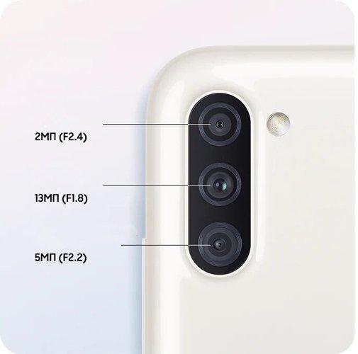 Смартфон Samsung Galaxy A11 2020 A115F White (SM-A115FZWNSEK) 4