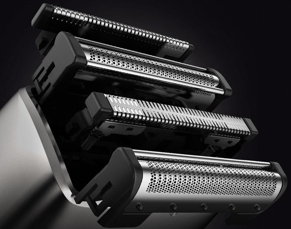 Электробритва SMATE Four-blade shaver Black ST-W481 головки изделия