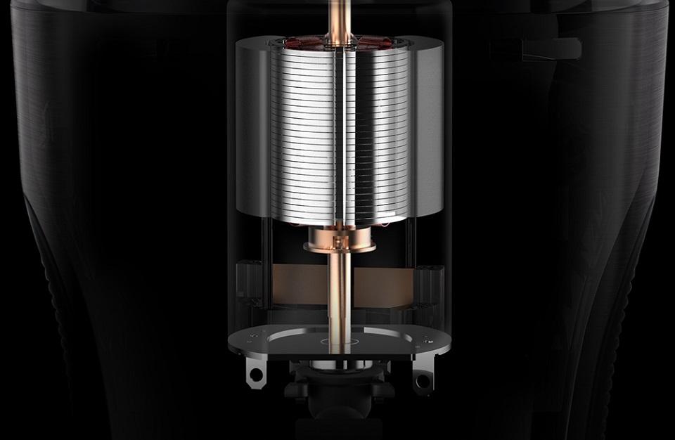 Электробритва SMATE Four-blade shaver Black ST-W481 мотор бритвы