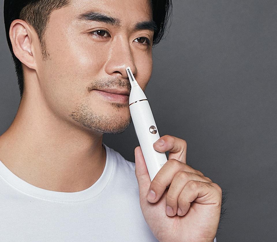 Триммер SOOCAS Nose Hair Trimmer White N1 удаление волос в носу