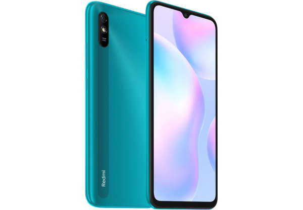 Смартфон Xiaomi Redmi 9A 2/32 Peacock Green 1