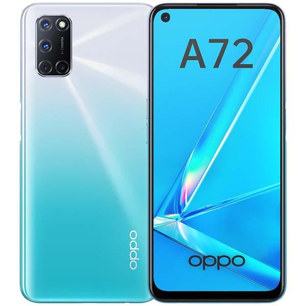 Смартфон OPPO A72 Белый 1
