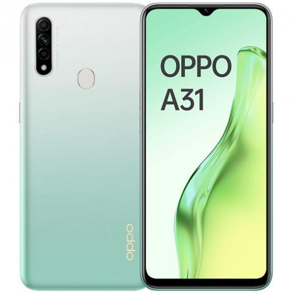 Смартфон OPPO A31 Зеленый