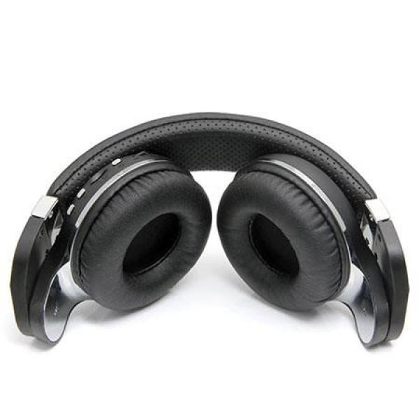 Bluetooth наушники Bluedio T2+ Black 3
