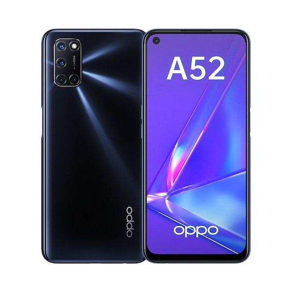 Смартфон OPPO A52 Черный 1