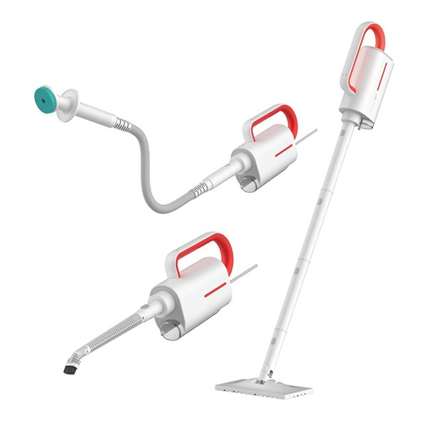 Мультифункциональный пароочиститель Deerma Steam Cleaner DEM-ZQ600 (белый)