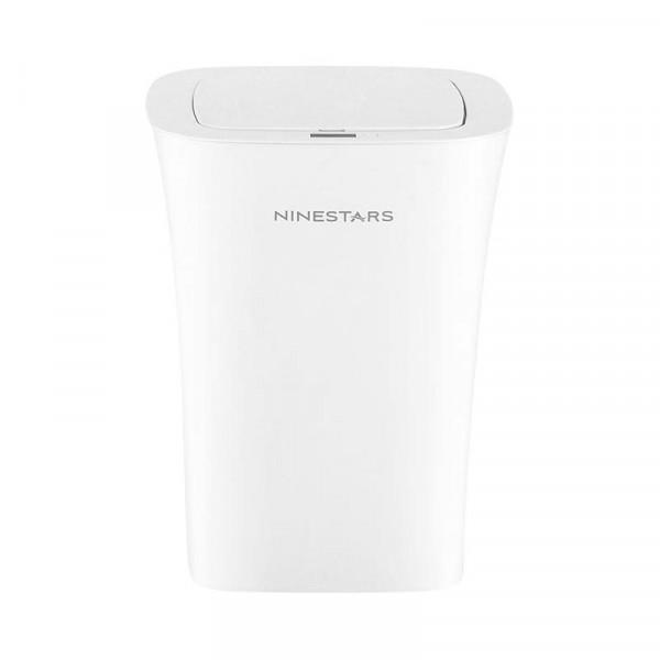 Умная корзина для мусора Xiaomi Ninestars Waterproof Induction Trash White 1