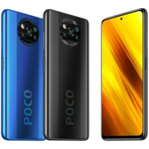 Смартфон Xiaomi Poco X3 - Blue