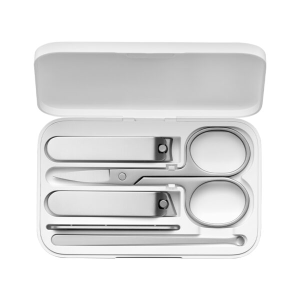 Маникюрный набор Xiaomi Mijia Nail Clipper Five Piece Set (MJZJD002QW) 3