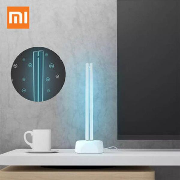 Бактерицидная УФ лампа Xiaomi HUAYI Disinfection Sterilize Lamp White SJ01 2