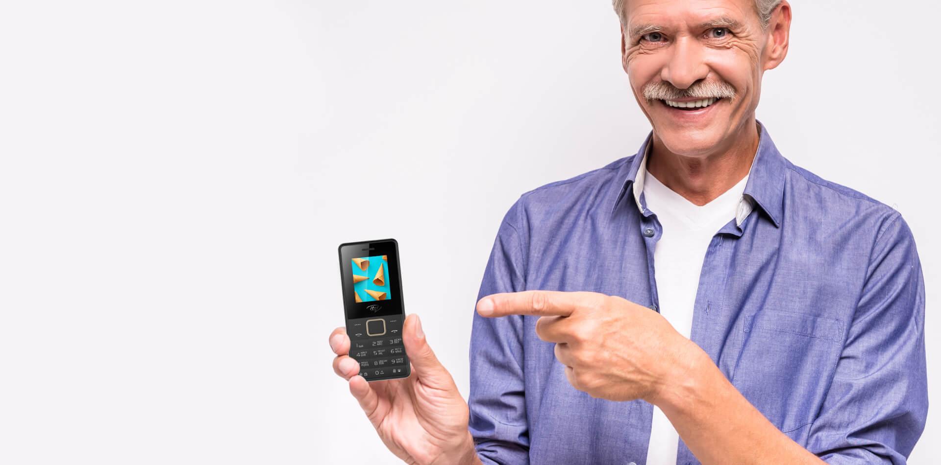 Мобильный телефон IT 2160