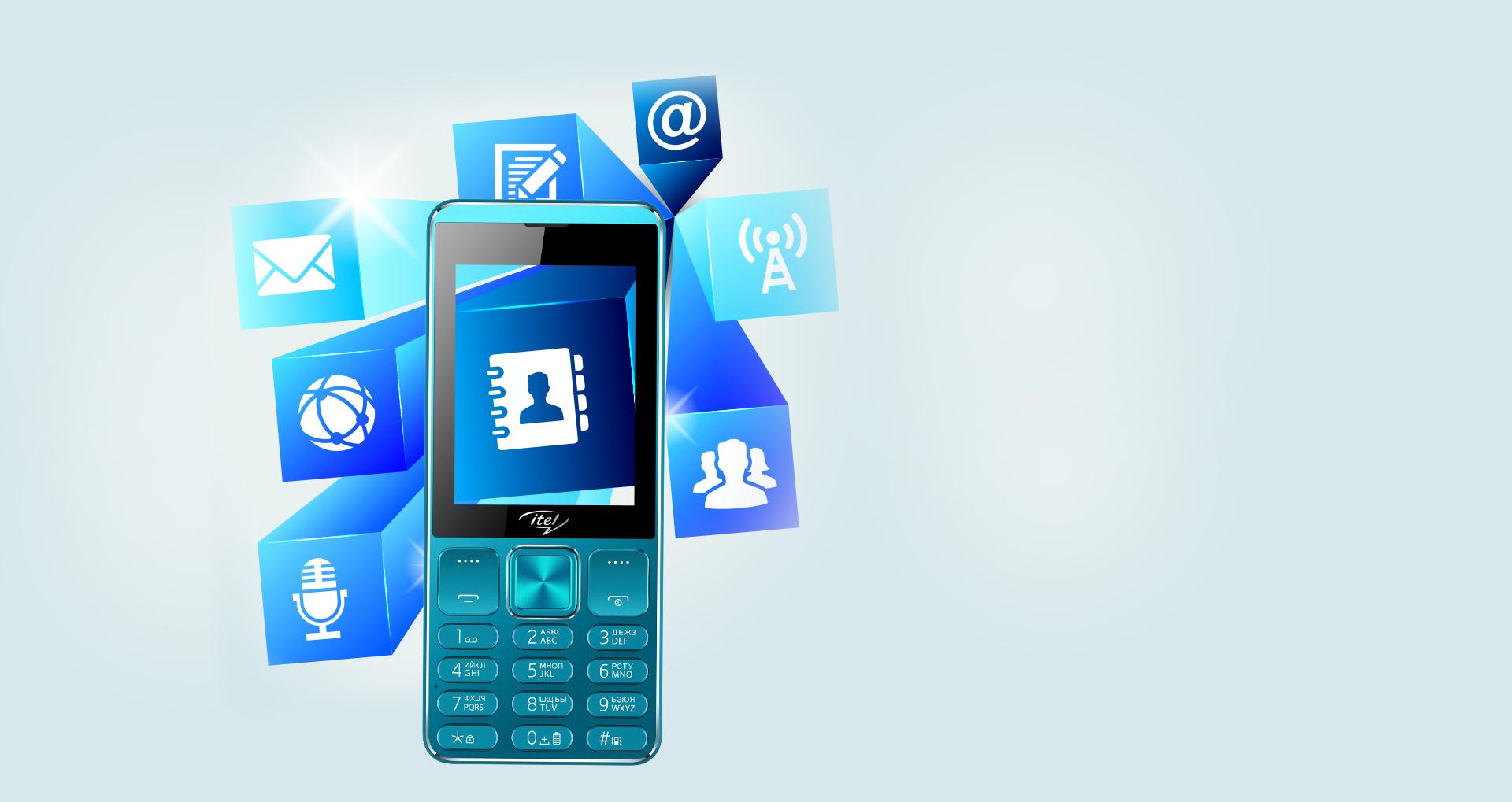 Мобильный телефон IT 6320 4