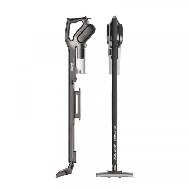 Вертикальный пылесос Deerma Vacuum Cleaner (DX700S) (черный) 2