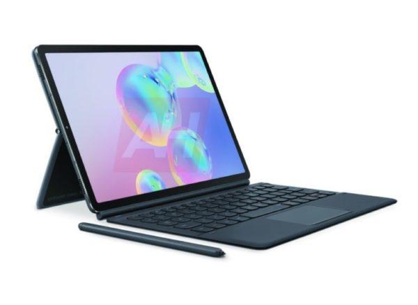 "Планшет Samsung Galaxy Tab S7 11.0"" Wi-Fi 1"