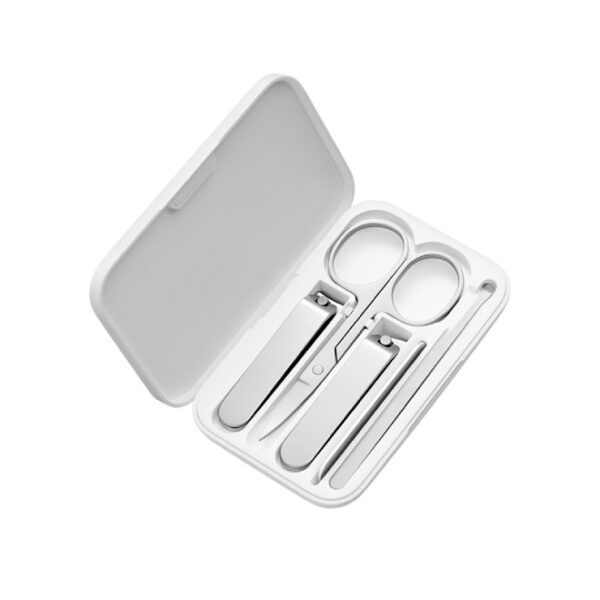 Маникюрный набор Xiaomi Mijia Nail Clipper Five Piece Set (MJZJD002QW) 4