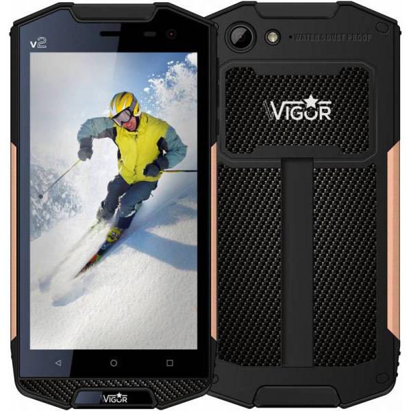 Смартфон Wigor V2 1