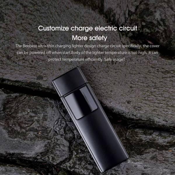 Электронная зажигалка Beebest Rechargeable Lighter (L101) 3
