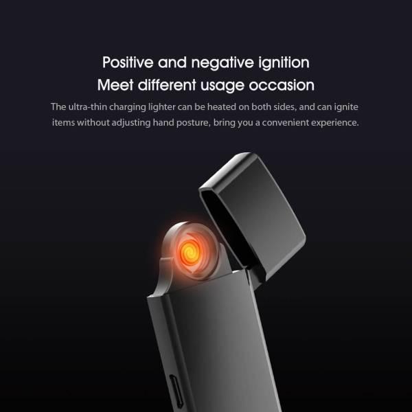 Электронная зажигалка Beebest Rechargeable Lighter (L101) 4