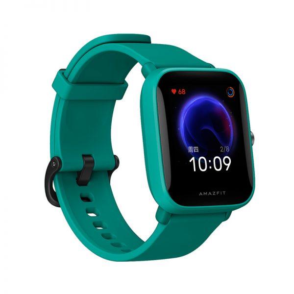 Умные часы Xiaomi Amazfit Bip U Green (A2017) EU 1