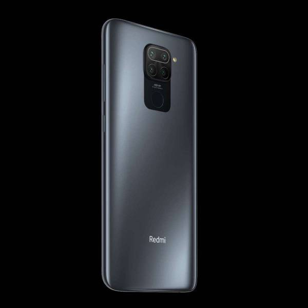 Смартфон Xiaomi Redmi Note 9 3/64GB NFC Black 1