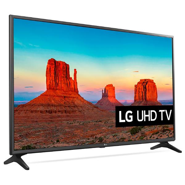 Телевизор LG 49UK6200PLA 1