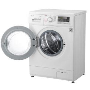 Стиральная машина LG F1296СDS0,стиральная машина c функцией пара Steam
