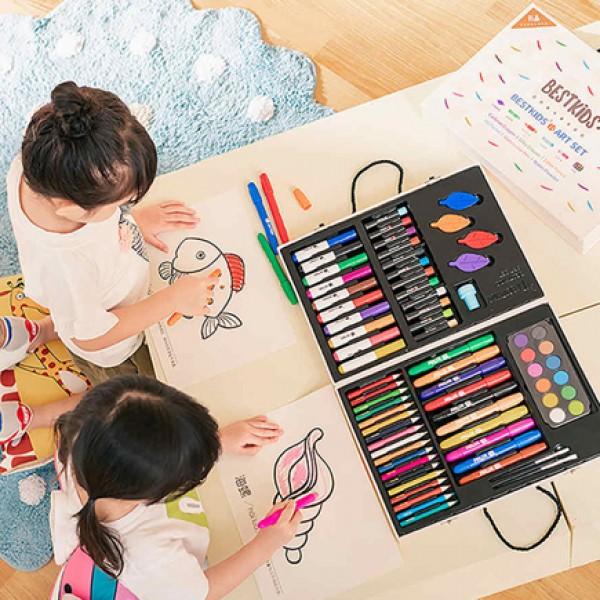 Набор для рисования Xiaomi Best Childhood Art Set 69 in 1 2