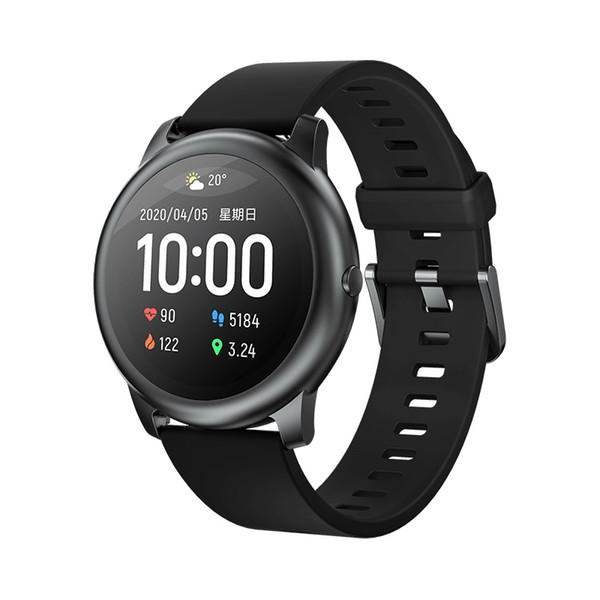 Умные часы Xiaomi Haylou Smart Watch Solar LS05 Black 2