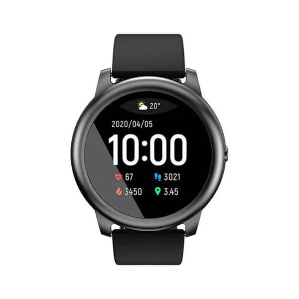 Умные часы Xiaomi Haylou Smart Watch Solar LS05 Black 1