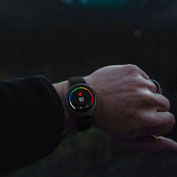 Умные часы Xiaomi Haylou Smart Watch Solar LS05 Black 3