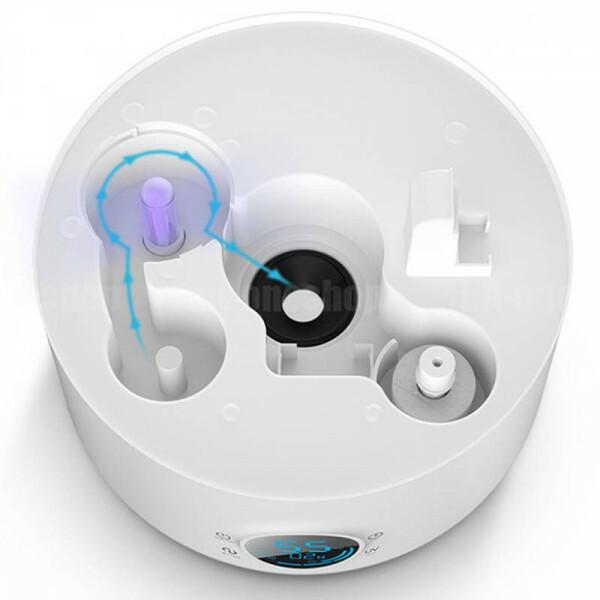 Увлажнитель воздуха Xiaomi Deerma Humidifier 5L c UV лампой стерилизатор (White) DEM-F628S 2