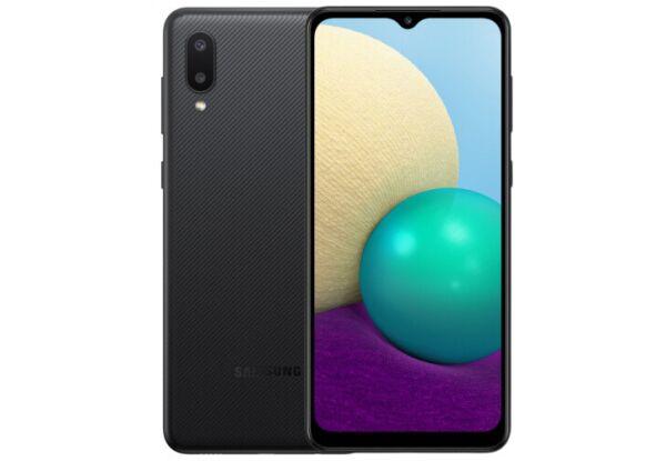 Смартфон Samsung Galaxy A02 2021 A022G 1