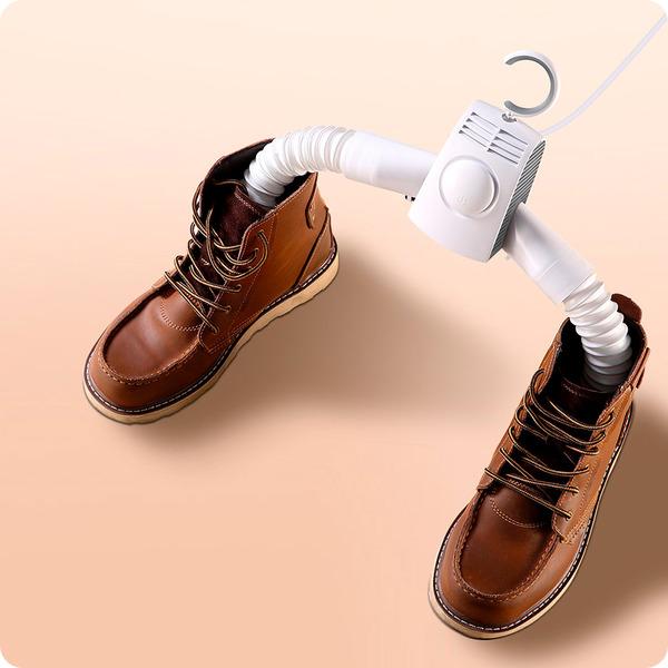 Cушилка для одежды Xiaomi SMART FROG clothes portable dryer KW-GYQ01 4